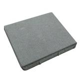 ศิลาเหลี่ยม 50x50x6 ซม. สีเทา 33.30 กก./ก้อน 4 ก้อน/ตรม.