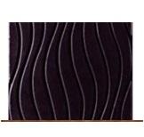 กระเบื้องปูพื้น Earth Pave ลาย Wave 40X40X3.5 Charcoal Black  12กก./แผ่น 6.25 แผ่น/ตรม.