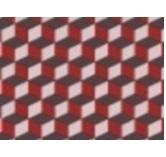 บล็อกปูพื้นลายมาตรฐาน บล็อกไดมอนด์เชป - ลาย 3D 01 นน. 125กก./ตร.ม. * รับ รง.ลาดกระบัง *