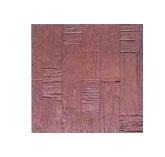 กระเบื้องปูพื้น รุ่น Chesswood สี Walnut 40x40x3.5ซม. 13.8กก./แผ่น 6.25ผ./ตร.ม.