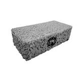 บล็อกพรุน ชุด Porous Block พอรัส สีเทา Grey 10x20x6ซม. 2.3กก./ก้อน 50ก้อน/ตร.