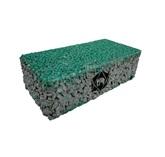 บล็อกพรุน ชุด Porous Block พอรัส สีเขียว Soft Green 10x20x6ซม. 2.3กก./ก้อน 50ก้อน/ตร.ม.