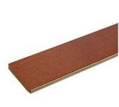 ไม้พื้น เอสซีจี สมาร์ทวูด ทีคลิป 20x300x2.5ซม. (หน้า8นิ้ว) สีมะฮอกกานี  นน. 22.6กก./แผ่น