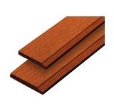 ไม้เชิงชาย สมาร์ทวูด (หน้า 8นิ้ว) 20x400x1.6ซม. สีรองพื้น Primer นน. 19กก./แผ่น