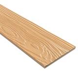 ไม้ฝาเฌอร่า ลายสัก รุ่นมาตรฐาน สีส้มคูลแอพริคอท (671) ขนาด 0.8x15x400  นน. 7.2กก./ผ.