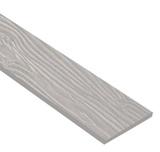 ไม้ฝาเฌอร่า ลายสัก รุ่นมาตรฐาน สีธรรมชาติ (000) ขนาด 0.8x20x400  นน. 9.6กก./ผ.
