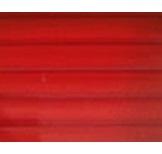 แผ่นโปร่งแสง โพลีคาร์บอเนต Polycarbornate Sheet 1220x2440ซม. หนา6มม. สีแดง