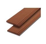 ไม้เชิงชายพร้อม สมาร์ทวูด 23.5x300x1.8ซม. สีรองพื้น Primer นน. 18.3กก./แผ่น