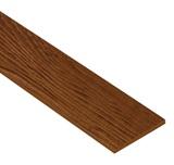 ไม้ฝาเฌอร่า ลายสัก รุ่นมาตรฐาน สีสักทรายทอง (142) ขนาด 0.8x20x300  นน. 7.2กก./ผ.