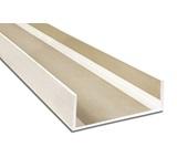 อัลฟ่าบอร์ด ตราช้าง AlPha Board หนา 9 มม. ยาว 2400มม. U-Box ขนาด 100x200x100 มม. นน. 6กก.