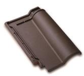 กระเบื้องเทอราคอตต้า Terracotta สี Adobe Brown อะโดบี้บราวน์ นน.3.8กก./ผ.