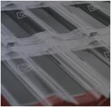กระเบื้องโปร่งแสง เซ็นจูเรียน 45 x 33.4 x 5.9 ซม. 1 (กิโลกรัม)